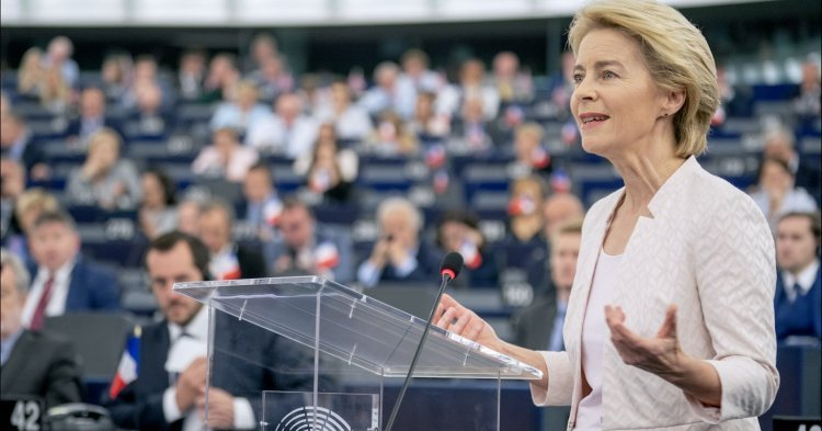 La Commission von der Leyen en construction