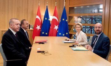 The EU and Turkey's wrestling match on migration