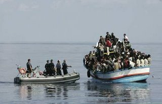 Illegal immigration and Malta